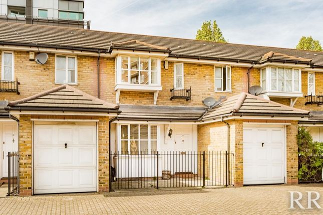 Thumbnail Terraced house to rent in Cottesloe Mews, London