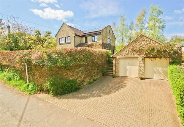 Thumbnail Detached house for sale in Baileys Lane, Westcombe, Shepton Mallet