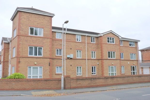 Thumbnail Flat to rent in St Marks Court, Devonshire Road, Oxton