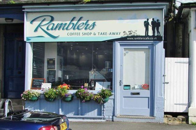 Restaurant/cafe to let in 33 Promenade, Carnforth