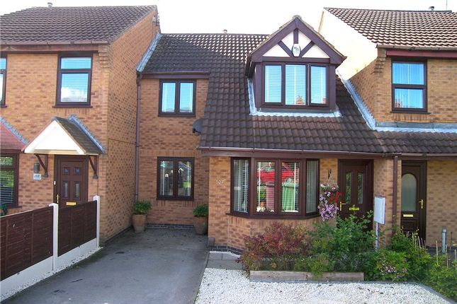 3 bed terraced house to rent in Carter Lane East, South Normanton, Alfreton