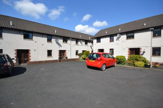 Thumbnail Terraced house for sale in 2, Dovecote Mews Hawick