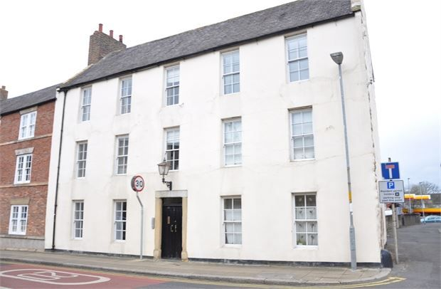 Thumbnail Flat to rent in Gisland House, Gilesgate, Hexham