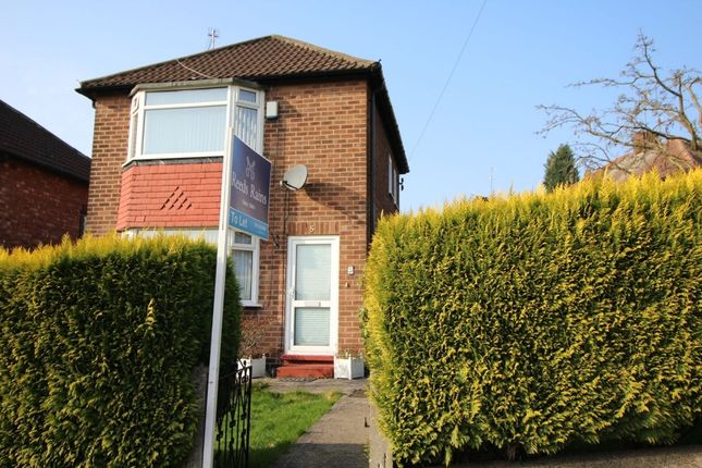 Thumbnail Detached house to rent in Deneway, Heaton Norris, Stockport