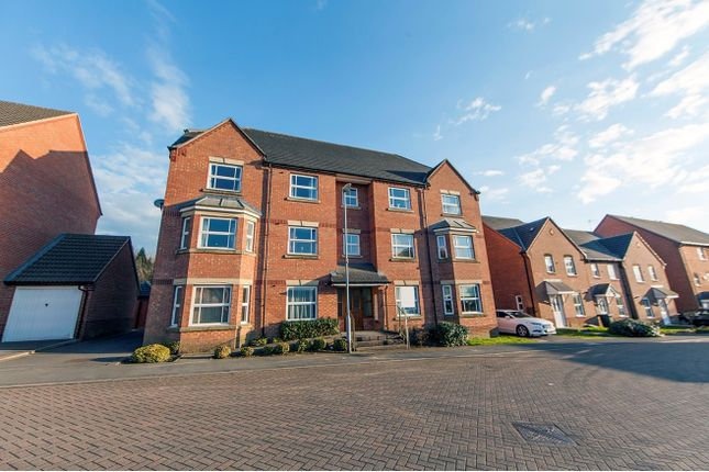 Thumbnail Flat for sale in Staples Drive, Coalville