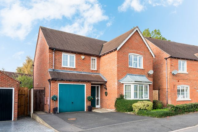 Thumbnail Detached house to rent in Harvest Fields Way, Sutton Coldfield, West Midlands