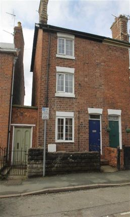 Thumbnail Town house to rent in Willow Street, Oswestry