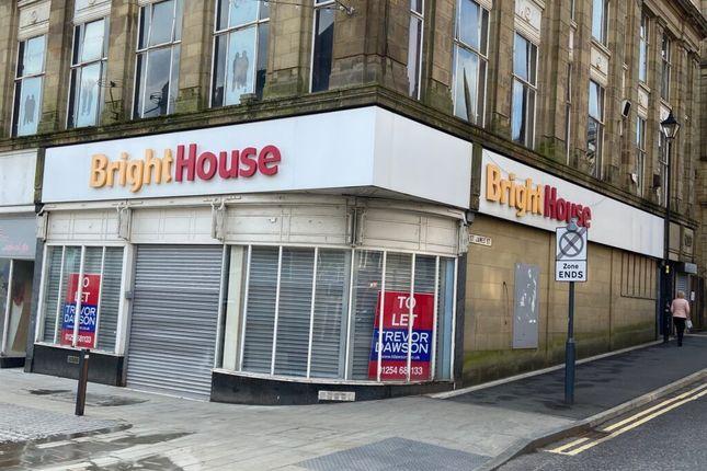 Thumbnail Retail premises to let in Blackburn Road, Accrington