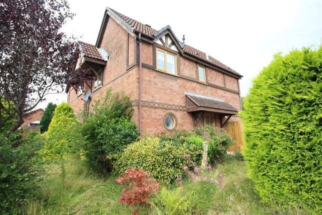 Thumbnail Detached house to rent in Hendre Court, Henllys, Cwmbran