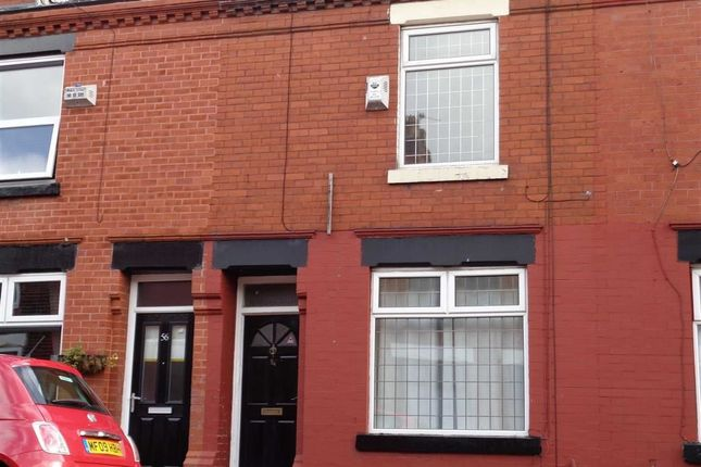Thumbnail Terraced house to rent in Hobart Street, Manchester