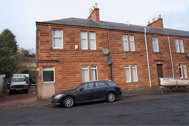 Thumbnail Flat for sale in King Street, Newmilns