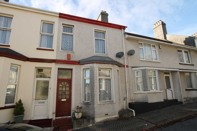 Thumbnail Terraced house for sale in Beatrice Avenue, Keyham