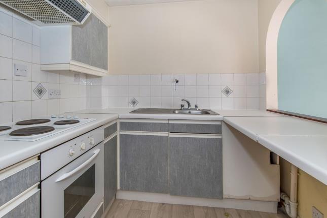 Kitchen of Cooper Close, Greenhithe, Kent DA9