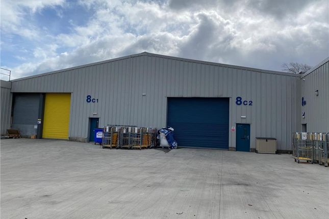 Thumbnail Industrial to let in Unit C Edgefield Road, Loanhead