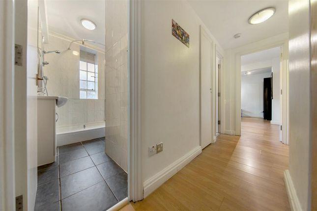 Entrance Hall of Chelsea Cloisters, Sloane Avenue, London SW3