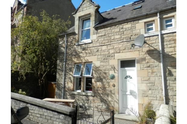 Thumbnail Semi-detached house for sale in 15 Victoria Crescent, Selkirk, Scottish Borders
