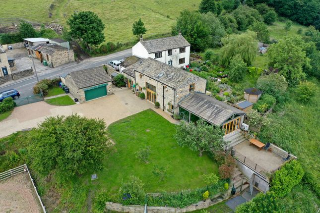 Thumbnail Barn conversion for sale in Padanaram Barn, Dalton Bank Road, Huddersfield