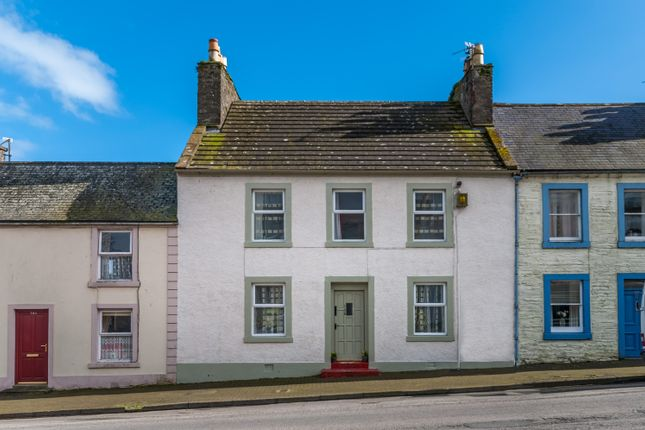 5 bed terraced house for sale in George Street, Whithorn