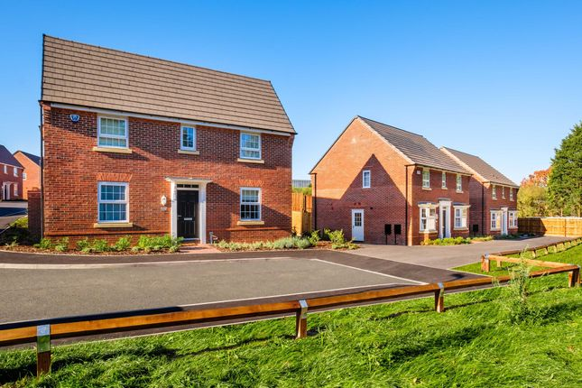 "Thumbnail Detached house for sale in ""Hadley"" at Whetstone Street, Redditch"
