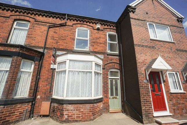 Thumbnail Terraced house to rent in Chorley New Road, Horwich, Bolton