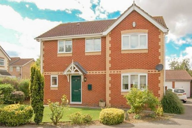 Thumbnail Detached house for sale in Henderson Close, Haverhill