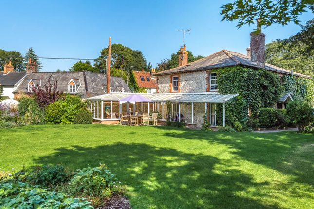 Thumbnail Detached house for sale in Petersfield Road, Ropley, Hampshire