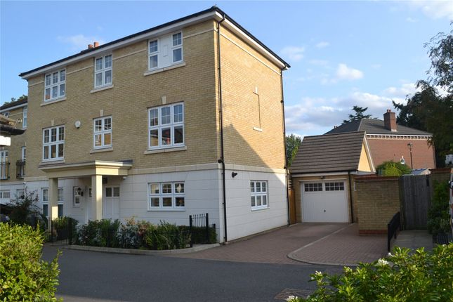 Thumbnail Detached house for sale in Colnhurst Road, Nascot Wood, Watford, Hertfordshire