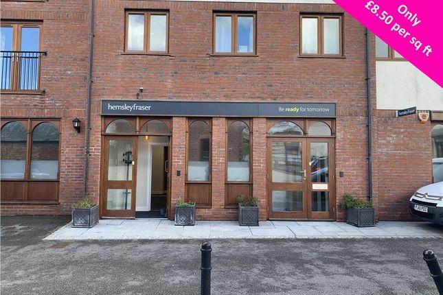 Retail premises to let in Keast Mews, Fore Street, Saltash, Cornwall