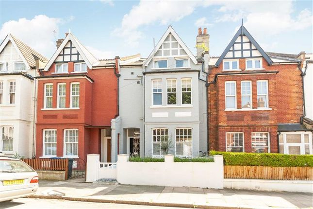 Thumbnail Town house to rent in Nemoure Road, London