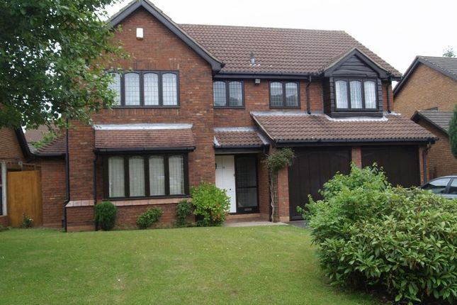 Thumbnail Detached house to rent in Mclean Drive, Priorslee, Telford