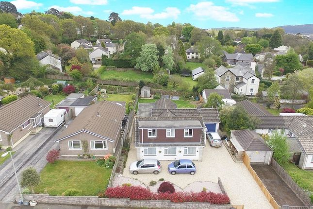 Thumbnail Detached bungalow for sale in Chaucer Road, Tavistock