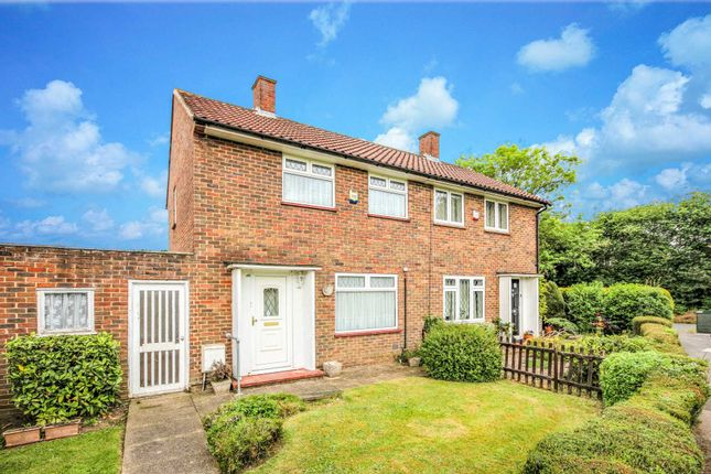 Thumbnail Semi-detached house for sale in Wilwood Road, Binfield, Bracknell