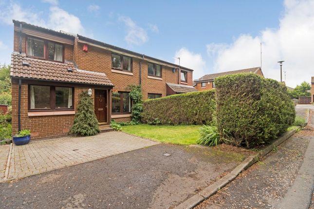 Thumbnail Semi-detached house for sale in 8 Buckstone Crook, Edinburgh