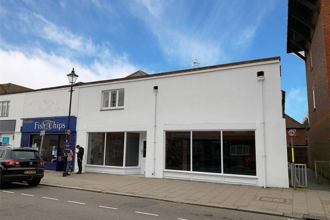 Thumbnail Retail premises to let in Queen Street, Arundel, West Sussex