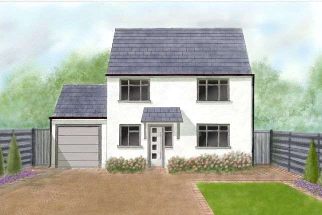 Thumbnail Detached house for sale in Pathfields, Stratton, Bude