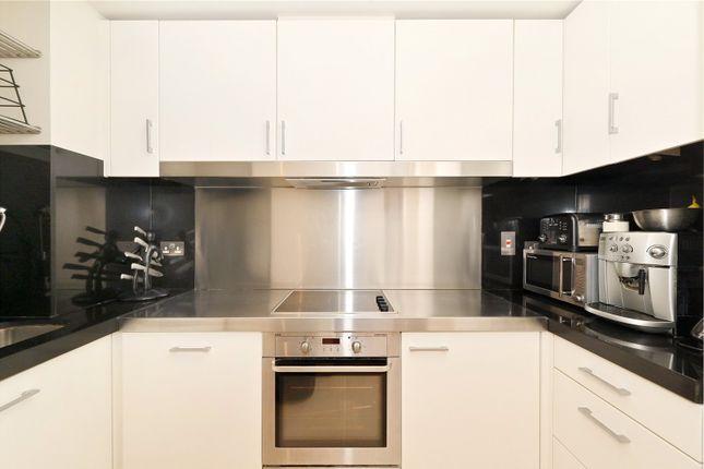 Kitchen of New Providence Wharf, 1 Fairmont Avenue, London E14