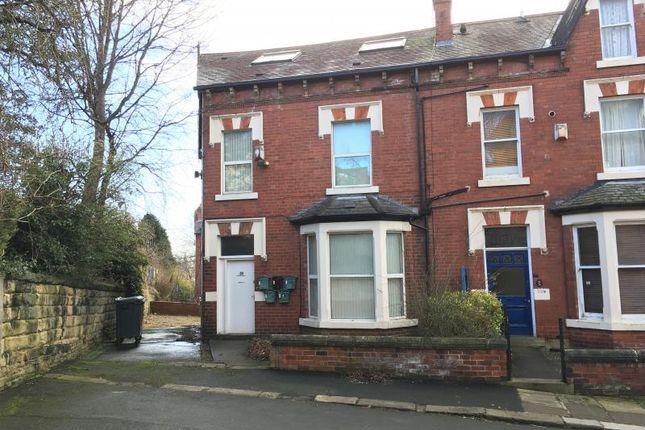 Thumbnail Flat to rent in Flat 4, Roundhay View, Leeds