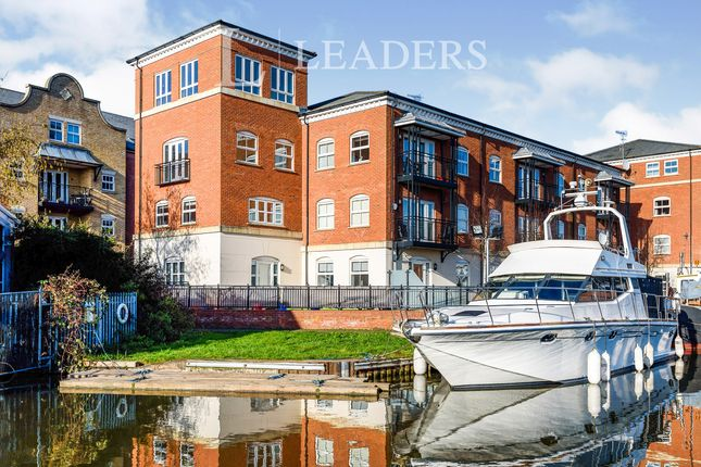 Thumbnail Flat to rent in Waters Edge, Diglis Basin, Worcester