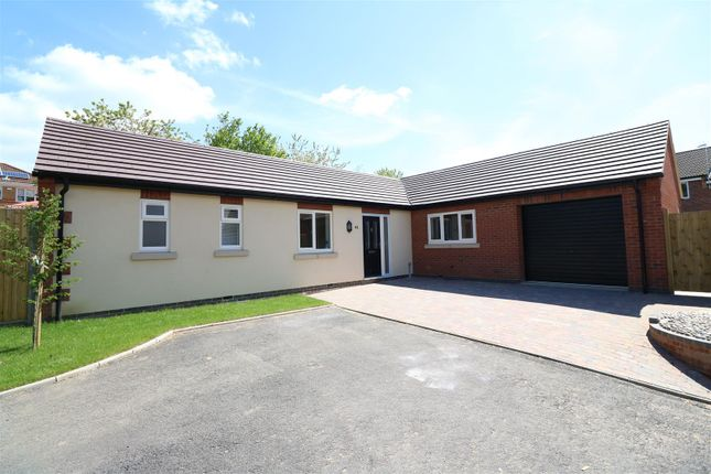 Thumbnail Detached bungalow for sale in Clifton Court, Bedford Road, Rushden