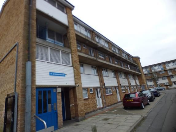 Thumbnail Maisonette for sale in Emsworth Close, St Mary's Road, Lower Edmonton, London