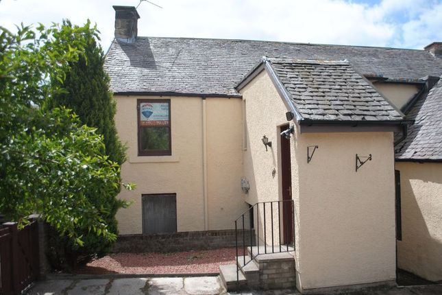 Thumbnail Flat to rent in High Street, Lanark