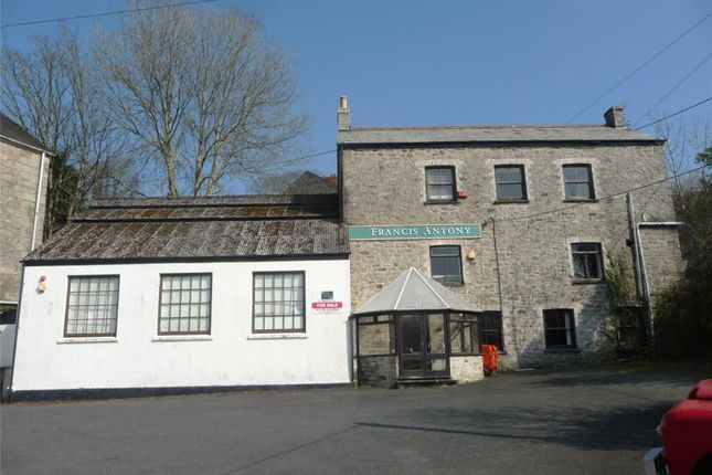 Thumbnail Flat for sale in Trenance Mill Flats, Blowing House Hill, St Austell