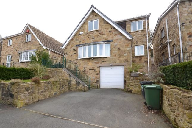 Thumbnail Detached house for sale in Mansion Gardens, Huddersfield