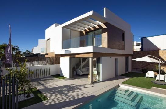 Modern Off-Plan Villa In Pau 8, Villamartin, Alicante, 03189
