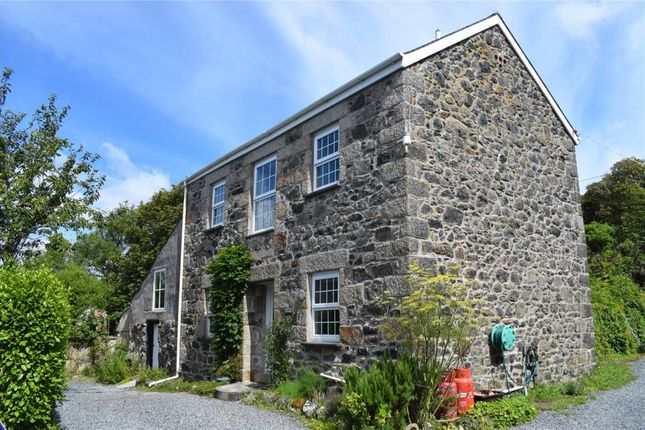 Thumbnail Detached house for sale in Gwenter, Coverack, Helston