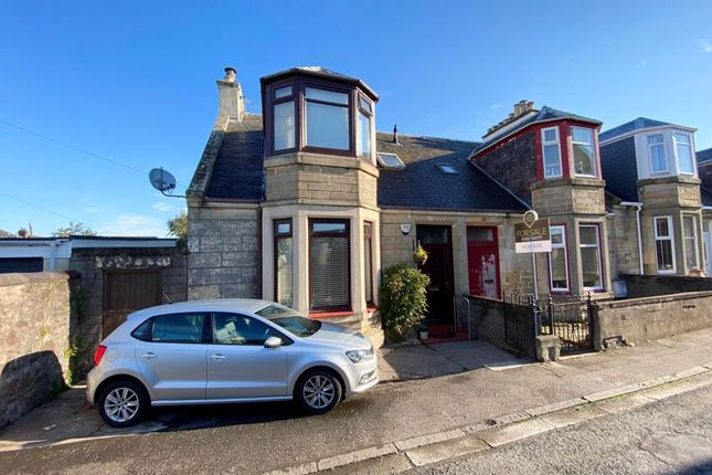 Thumbnail End terrace house for sale in Tig Road, Ayr