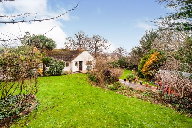 Thumbnail Detached bungalow for sale in Wood Lane, Blue Anchor, Minehead