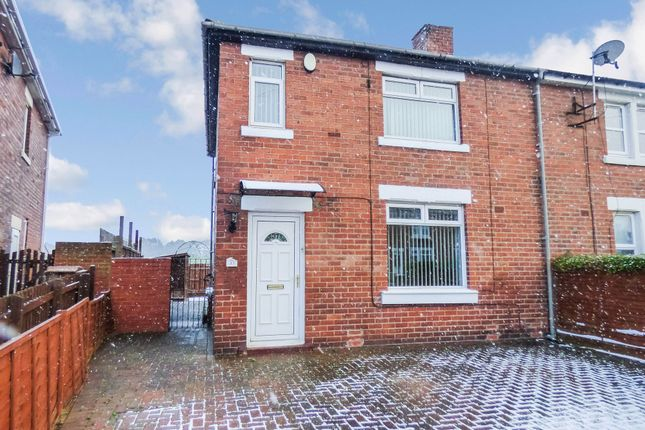 Thumbnail Semi-detached house to rent in Chicken Road, Wallsend