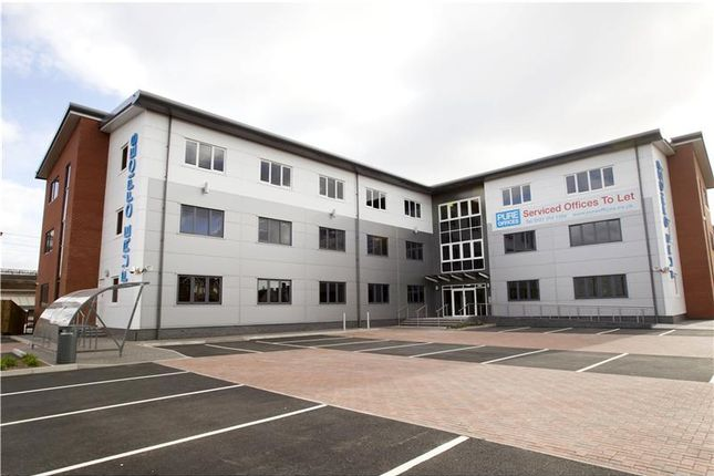 Office to let in Broadwell Road, Oldbury, West Midlands, England