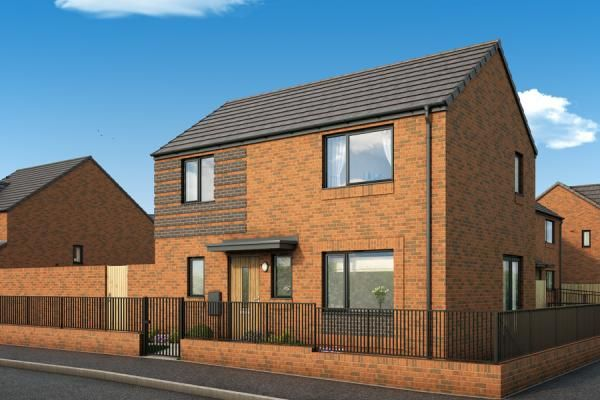"""Thumbnail Property for sale in """"The Axerley At Connell Gardens Phase 3"""" at Hyde Road, Manchester"""